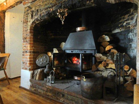 The Bull Inn:                                     A warm welcome awaits