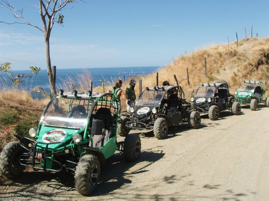 Go Buggy Adventures:                   Stop along the trail