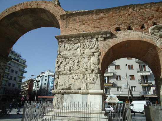 Arch - Picture of Arch of Galerius, Thessaloniki - TripAdvisor
