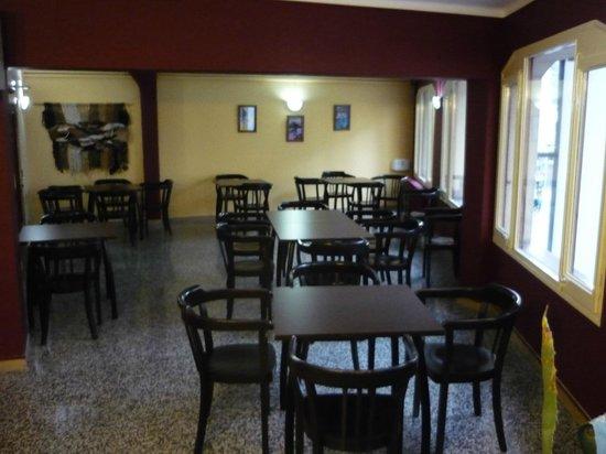 Residencia Nuria : Comedor