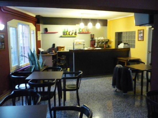Residencia Nuria: Bar Cafeteria