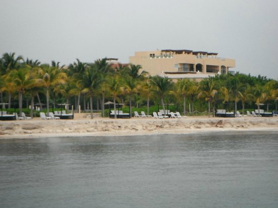 Hacienda Tres Rios:                   Amazing Beach