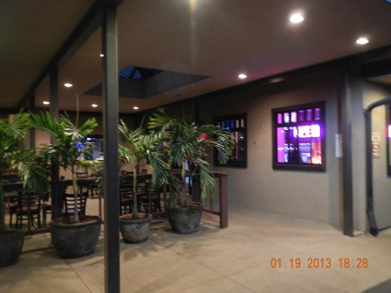 Lilikoi Grill & Wine Bar:                   exterior view