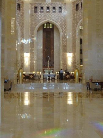 Al Bustan Palace, A Ritz-Carlton Hotel:                   Lobby