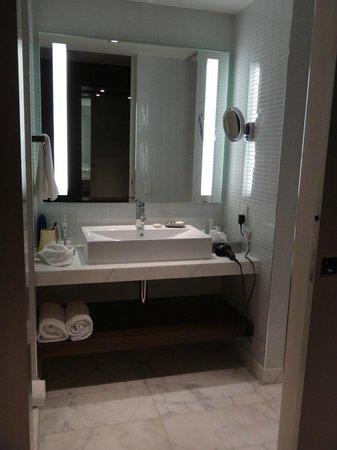 Thompson Toronto - A Thompson Hotel:                                     Bathroom sink                                  