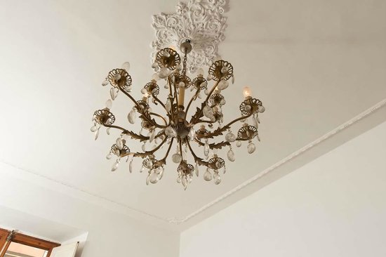 Frank's House: Room #1 - Chandelier