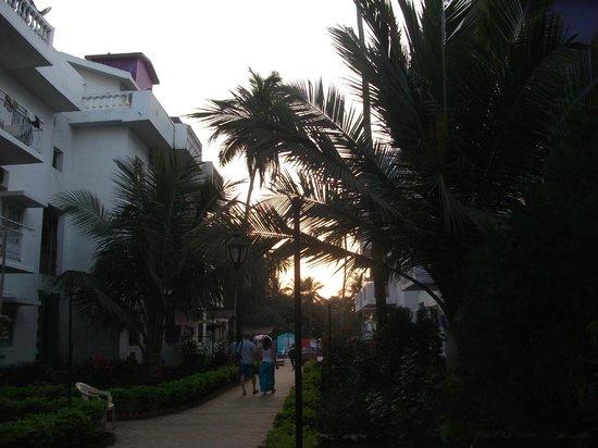 Resort Village Royale:                   hotel