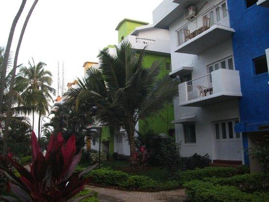 Resort Village Royale:                   Hotel Grounds
