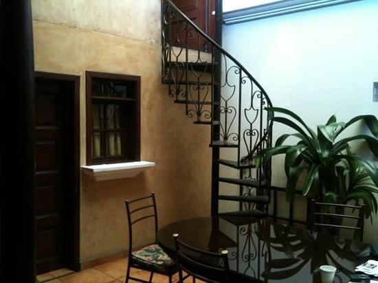 Hotel Villa Florencia Centro:                   open area