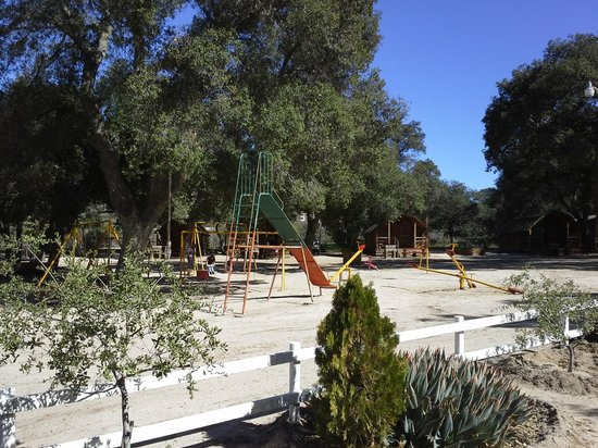 Rancho Ojai:                   Playgrounds