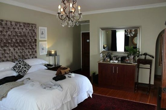 The Residence Boutique Hotel:                   Room 1 - Fabulous!