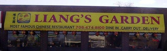 Liang's Garden Reasaurant: Liang's Garden Restaurant Lansing, Il 60438 Entrance