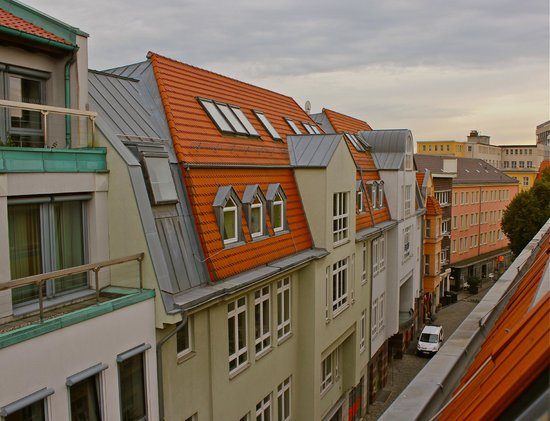 Sorat Hotel Cottbus:                                     location