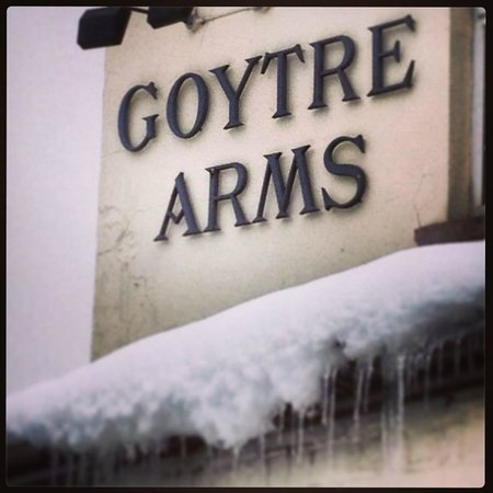‪The Goytre Arms‬