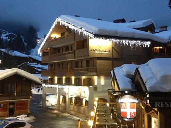 Hotel Au Coeur du Village:                   Hotel au Couer du village