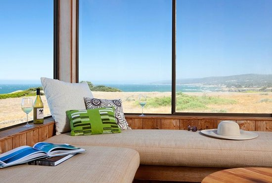 Sea Ranch Lodge: Guestroom views from the Window Seats