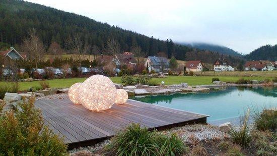 Hotel Engel Obertal :                   Parc