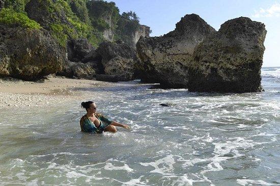 AYANA Resort and Spa Bali :                   Plaża Ayany