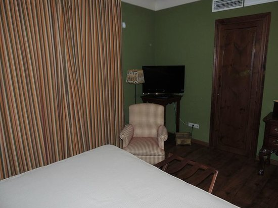 Hotel Montelirio:                   Suite
