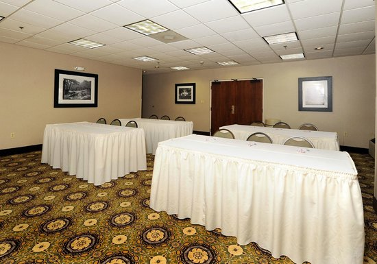 Hampton Inn Morganton: Meeting Space