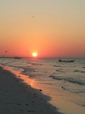Xaloc Resort:                   traumhafte Sonnenuntergänge                 
