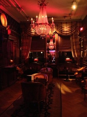 The Toren:                   The Bar by Night