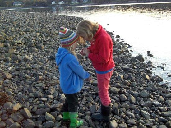 كويمبي هاوس إن آند سبا: Sand Bar at Low Tide