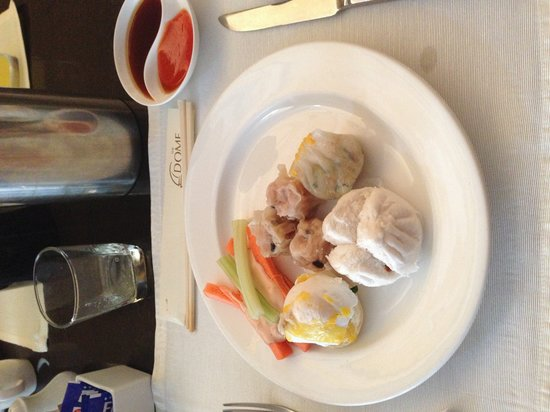 lebua at State Tower: Breakfast