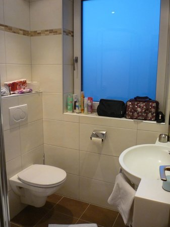 Gaestehaus Steger:                   łazienka