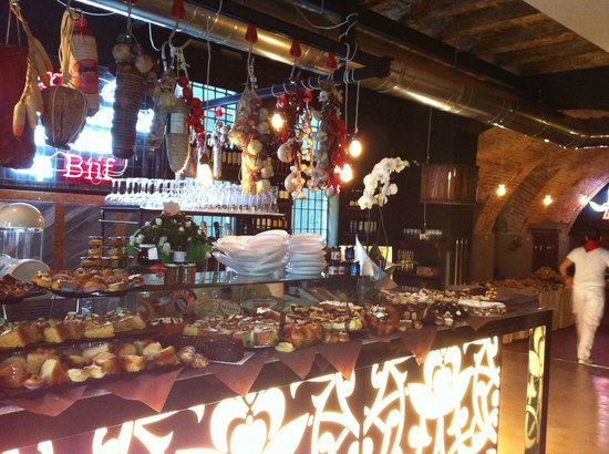 Biif Grill & Pizza Bergamo: SALUMI