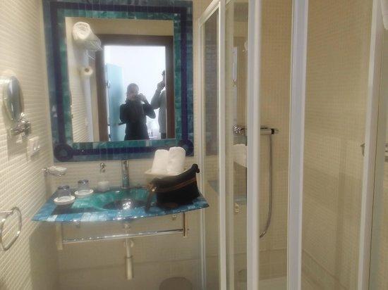 Cortijo Rural Torreabeca:                   baño
