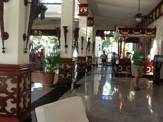 ClubHotel Riu Bambu:                                     reception