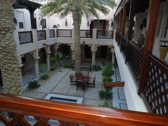 Jumeirah Dar Al Masyaf at Madinat Jumeirah: Internal courtyard