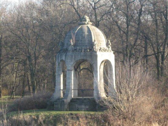 Stadtpark Rotehorn:                   Mittagssee