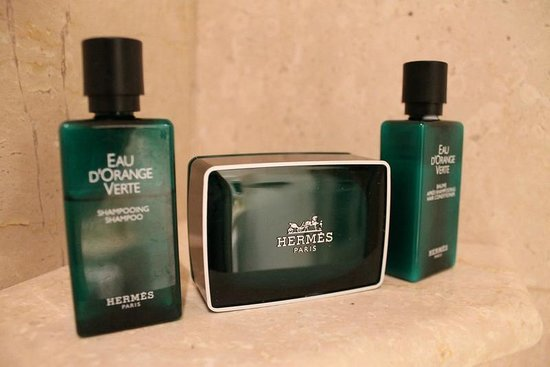 Alvear Palace Hotel:                                     FABULOUS bath products