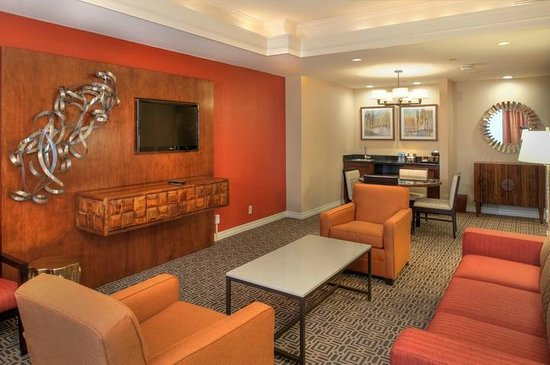 Doubletree by Hilton Hotel St Louis - Chesterfield: Suite