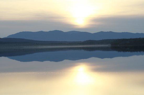 Auberge et Chalets sur le Lac: Mont Mégantic