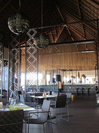 Paradisus Playa Del Carmen La Esmeralda:                   One of the restaurants