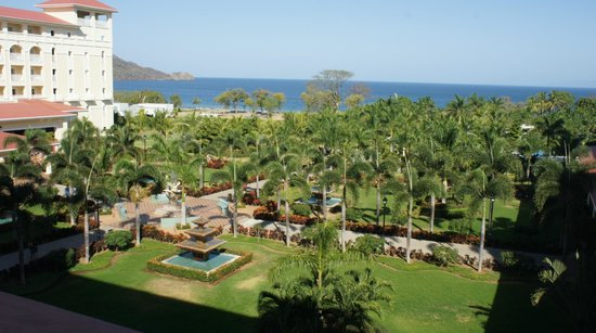 Hotel Riu Guanacaste: View from our suite