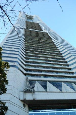 Yokohama Royal Park Hotel: Hotel Exterior