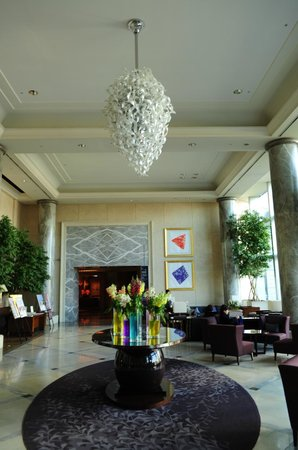 Yokohama Royal Park Hotel: Hotel Reception