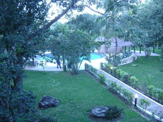 Hotel Riu Lupita: pileta