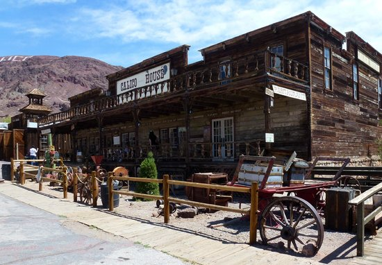 ‪‪Calico Ghost Town‬: Calico House‬