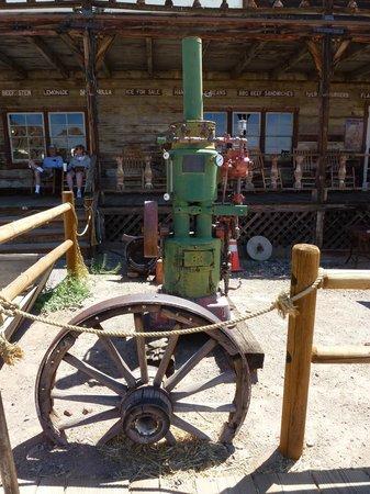 Calico Ghost Town: Pompe à eau