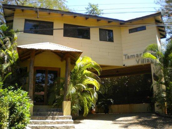 Tamarindo Village Hotel:                                     facade
