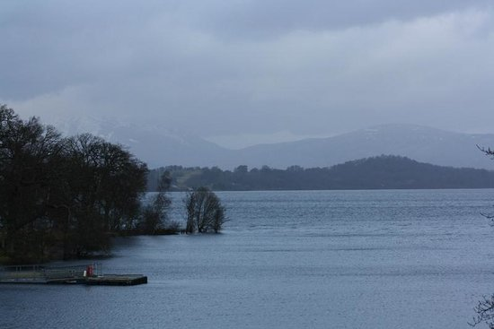 Cameron House on Loch Lomond:                                     Highlands