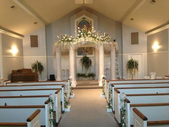Ferguson Florist:                                     weddings