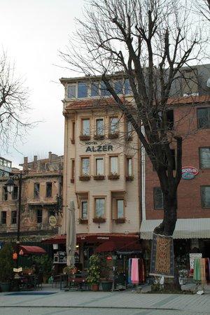 Alzer Hotel:                                     Hotel Alzer Istanbul