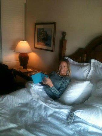 Hotel Vista Del Mar:                                     Very good bed!!