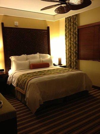 Marriott's Kauai Lagoons - Kalanipu'u:                                     bedroom 1 of 3. this bedroom had its own bathroom